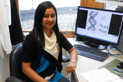 2.Mitali Viraj Solanki, MD
